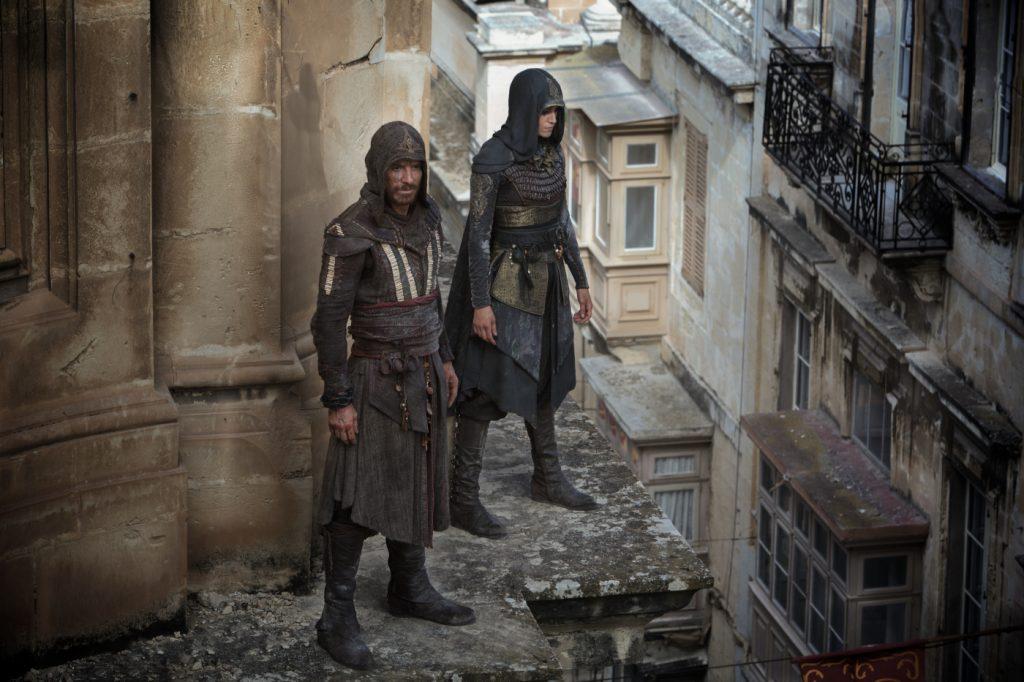Szene aus Assassin's Creed Bildrechte: Twentieth Century Fox