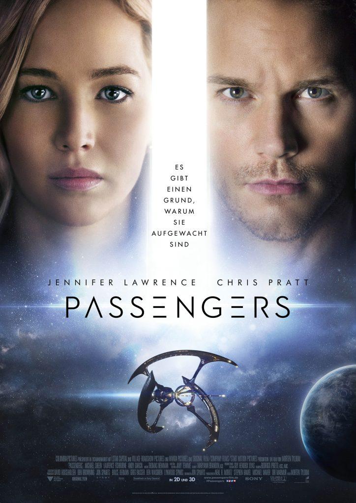 Passengers Bildrechte: Sony Pictures